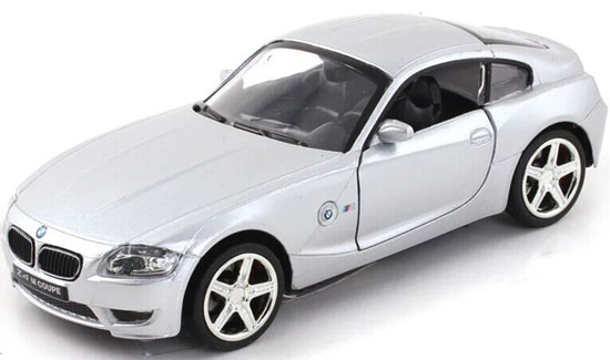 1:32 Scale Diecast Silver /White / Blue / Red Diecast BMW Z4 Car