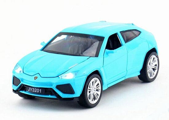 1:32 Kids Red /Green /Purple/ Blue Diecast Lamborghini Urus Toy