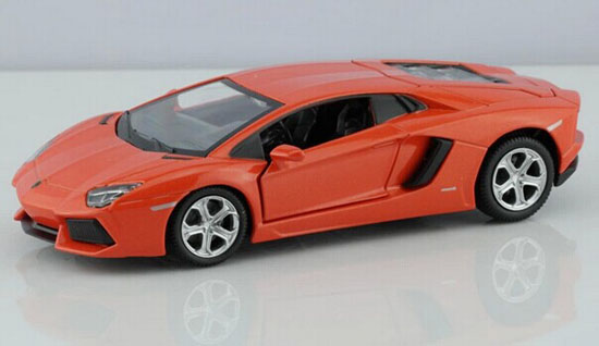1:32 Scale Pink / Yellow / Purple / Orange Lamborghini Aventador