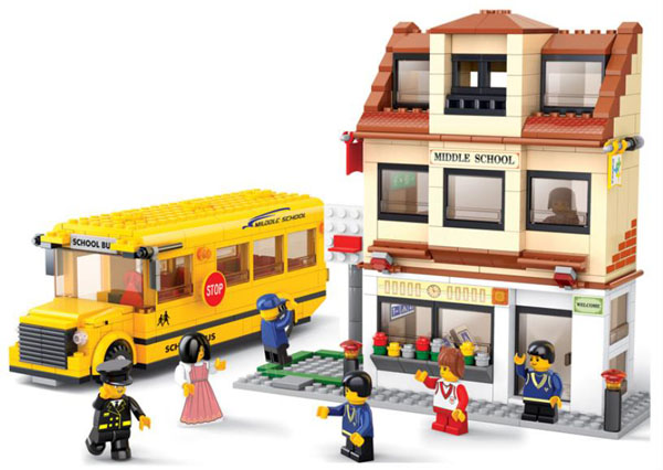 Toys For School : Buy toys school bus for kids diecast toy