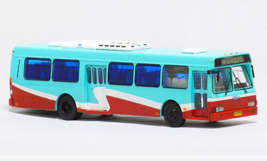 1:76 Scale NO.825 Die-cast FLXIBLE City Bus Model