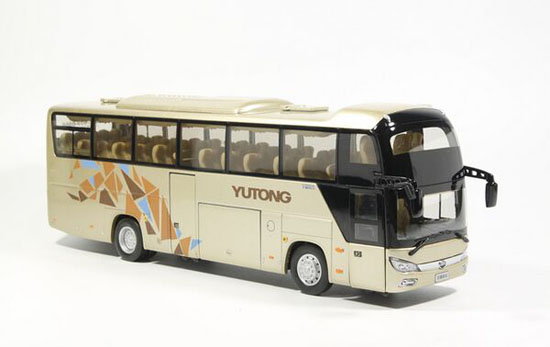 1:42 Scale Golden Die-Cast YuTong Coach Model