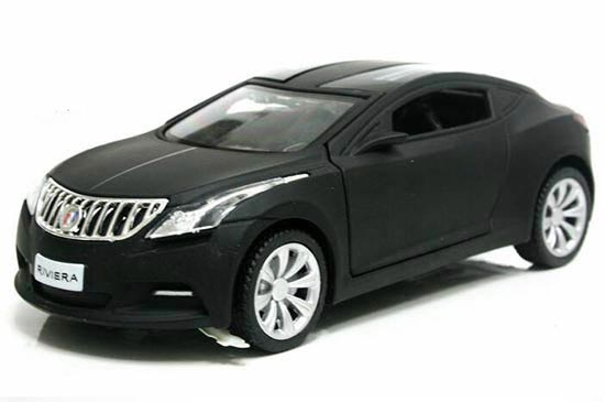 1:32 Scale Black / Red / Yellow / Blue Die-cast Buick Riviera