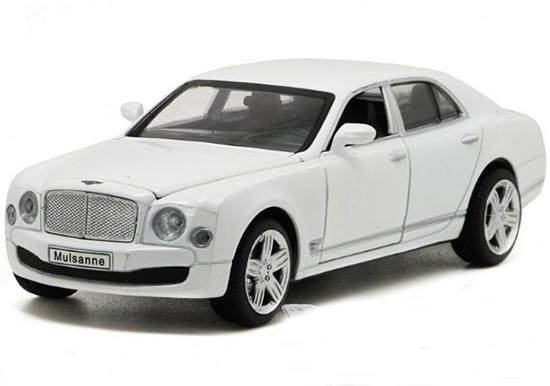 1:32 Scale White /Black /Gray /Golden Kids Bentley Mulsanne