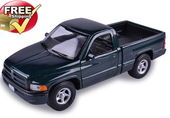 1:26 Scale MaiSto Diecast Dodge RAM Pickup Truck Model