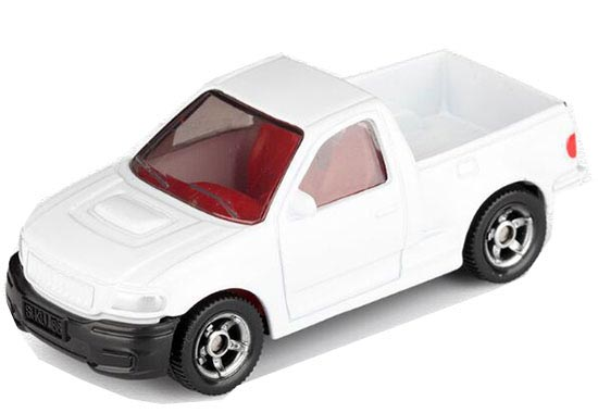 Mini Scale Kids Green / White SIKU Ford Pickup Truck Toy