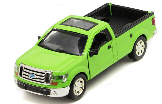 Black / White / Yellow / Red / Blue / Orange Diecast Ford F150