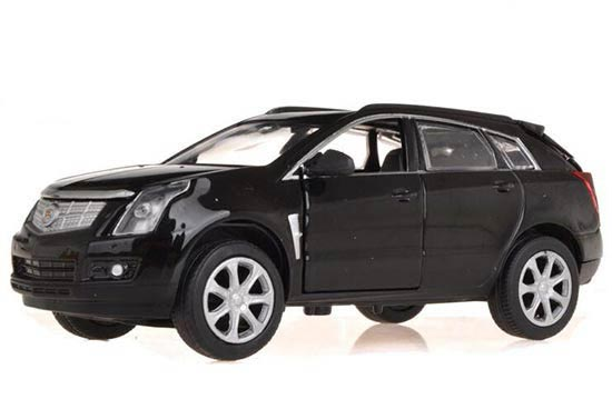 Red / White / Black Kids 1:32 Diecast Cadillac SRX SUV Toy