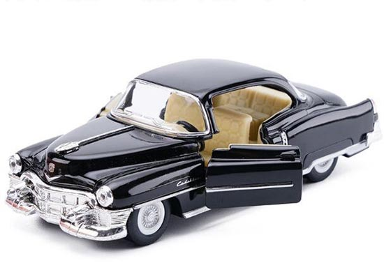 Pink /Black /Red /White 1:43 Diecast 1953 Cadillac Vintage Car