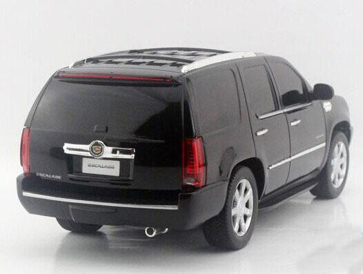 Black Silver White 1 24 Scale R C Cadillac Escalade