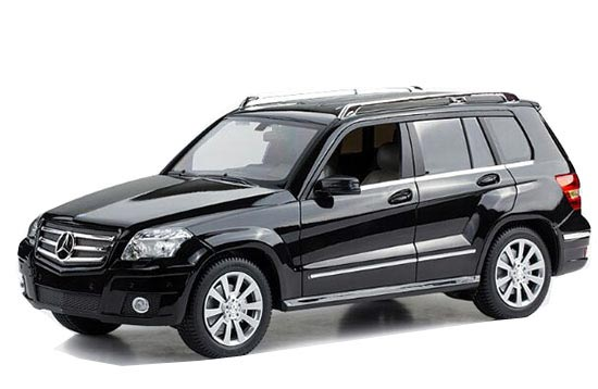Black/ White / Silver 1:14 Scale R/C Mercedes-Benz GLK 350 Toy