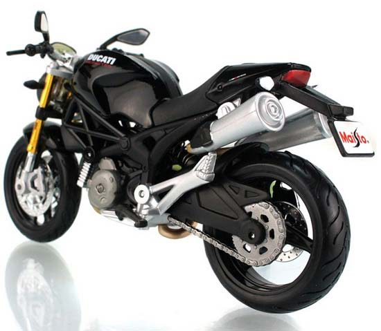 1:12 Scale Red / Black Kids DUCATI MONSTER 696 Motorcycle Toy