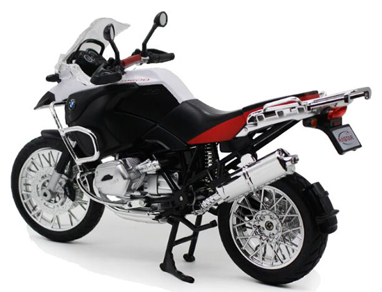 1:9 Scale Kids Red / White / Black BMW R1200 GS Motorcycle Toy