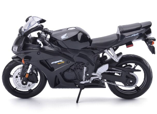 1:12 Scale Kids Red-black HONDA CBR1000 RR Motorcycle Toy