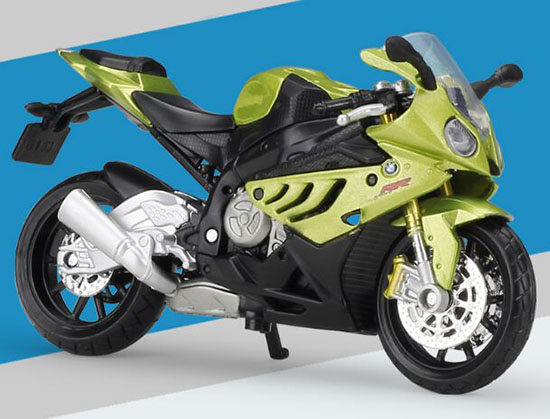 MaiSto 1:18 Scale Diecast BMW S1000RR Motorcycle Model
