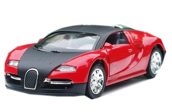 Kids 1:32 Scale Various Colors Diecast Bugatti Veyron Toy