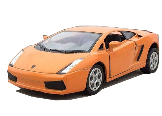 Yellow /Red /Black/Orange 1:36 Kids Diecast Lamborghini Gallardo