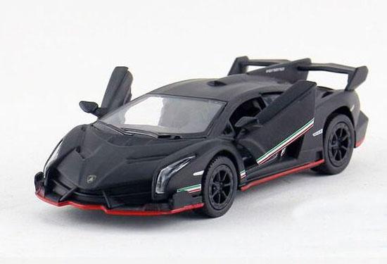 Orange / Wine Red / Black / Gray 1:36 Diecast Lamborghini ...