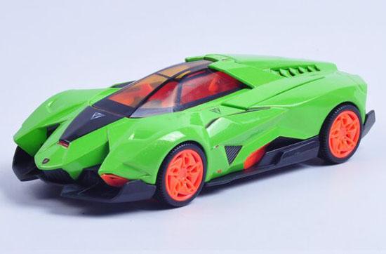 1:32 Kid Blue /green /pink /gray Diecast Lamborghini Egoista Toy