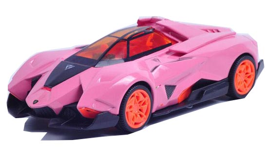 1:32 Kid Blue /Green /Pink /Gray Diecast Lamborghini Egoista Toy