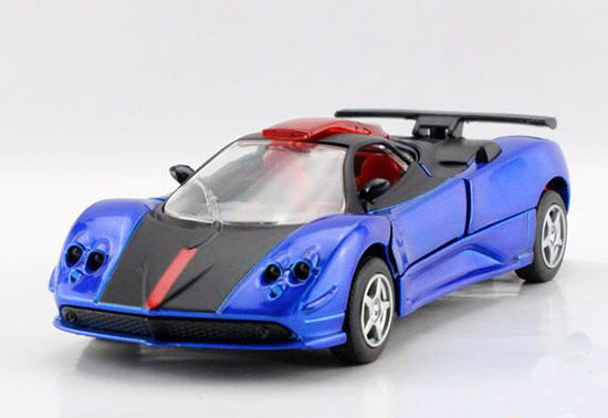 Kids 1:32 Scale Six Colors Diecast Pagani Sports Car Toy