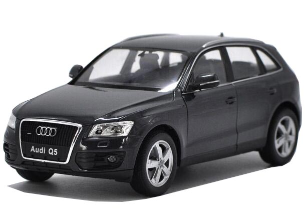 Black White Red 1 24 Scale Welly Diecast Audi Q5 Model
