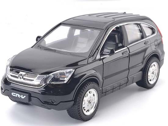 Black / Red / White / Silver 1:32 Kids Diecast Honda CR-V Toy