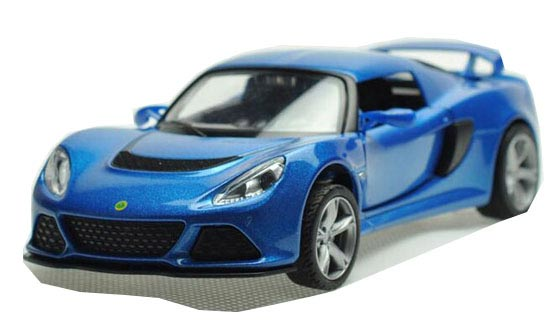 Gray / Blue / Red /Orange 1:32 Scale Kids Diecast Lotus EXIGE S