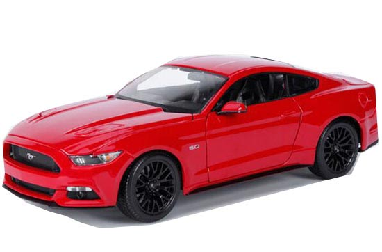 1:18 Scale MaiSto Diecast 2015 Ford Mustang Model