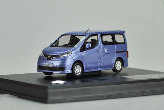 Blue /Orange /White /Red /Black 1:43 Diecast Nissan NV200 Model