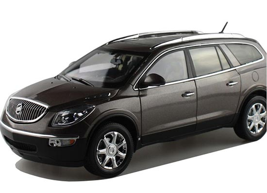 Black / Gray / White 1:18 Scale Die-Cast Buick Enclave Model