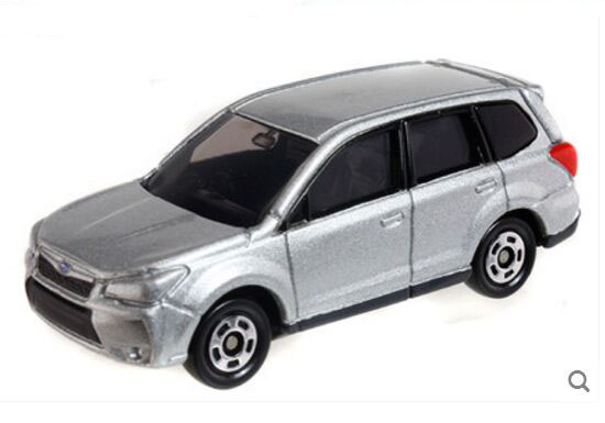 Mini Scale Kids NO.112 Tomy Diecast SUBARU FORESTER Toy