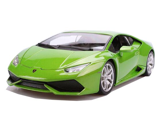 1:18 Yellow / Silver / Green / White Lamborghini Huracan LP610-4
