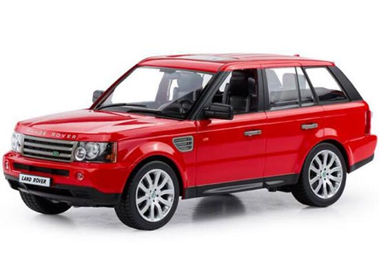 Kids Silver / Black /Red 1:14 Full Functions R/C Range Rover Toy