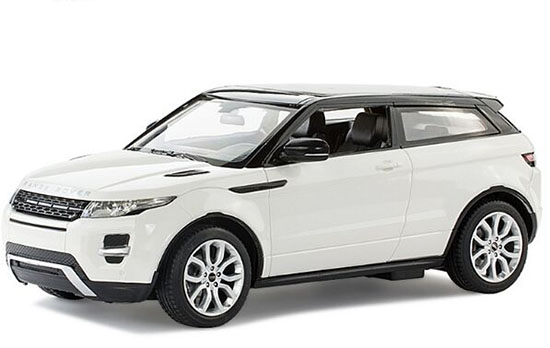 White / Red 1:14 Scale Full Functions R/C Range Rover Evoque Toy