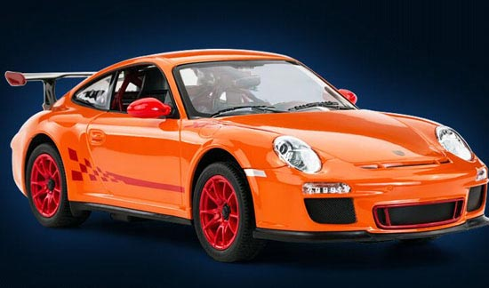 White /Orange /Black 1:14 Full Functions R/C Porsche 911 GT3 RS