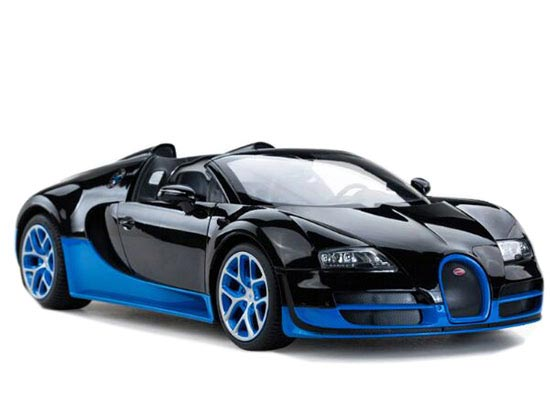 Orange /Black /Blue /White Kids 1:14 Scale R/C Bugatti Vitesse