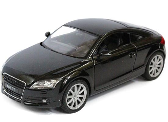 1:24 Scale Welly Diecast Audi TT Model