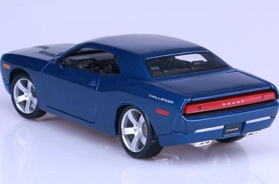 Red Blue 1 18 Scale Maisto Diecast 2006 Dodge Challenger