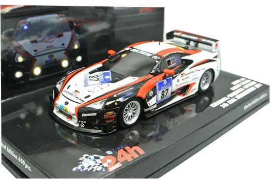 Minichamps 1:43 Scale NO.87 2011 Lexus LFA Model