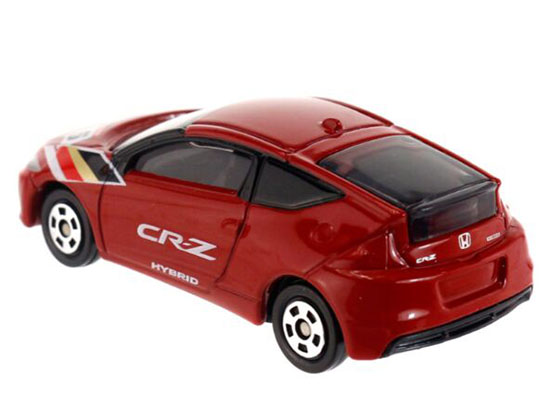 Red 1:61 Scale Tomy Tomica Diecast Honda CR-Z Toy