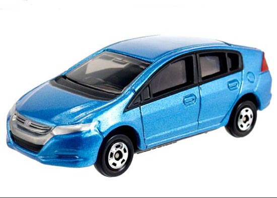 Blue 1:60 Scale Kids Diecast Honda Insight Toy