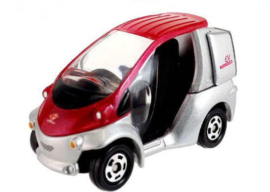 Silver-Red 1:41 Kids NO.38 Diecast Toyota Auto Body Coms Toy