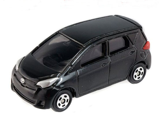 Black 1:65 Tomy Tomica Kids NO.92 Diecast Toyota RACTIS Toy