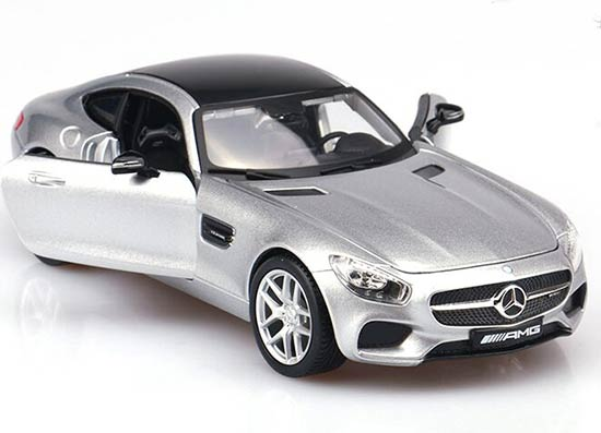 Maisto 1:24 Scale Diecast Mercedes-Benz AMG GT Model