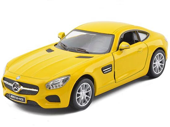 1:36 Scale Kids Diecast Mercedes-Benz GT AMG Toy
