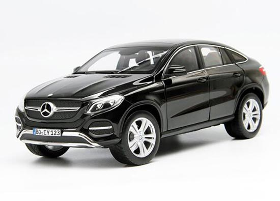 Norev 1:18 Scale 2015 Diecast Mercedes-Benz GLE Coupe Model
