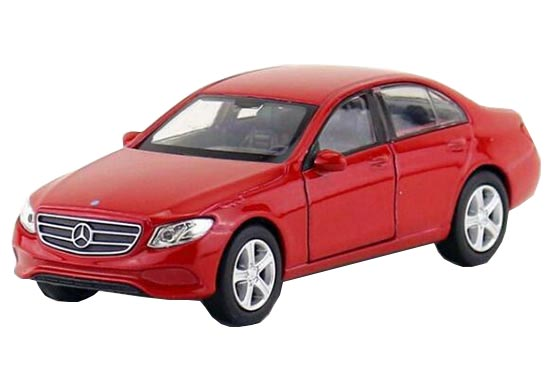 Kids 1:36 Scale 2016 Welly Diecast Mercedes-Benz E-Class Toy