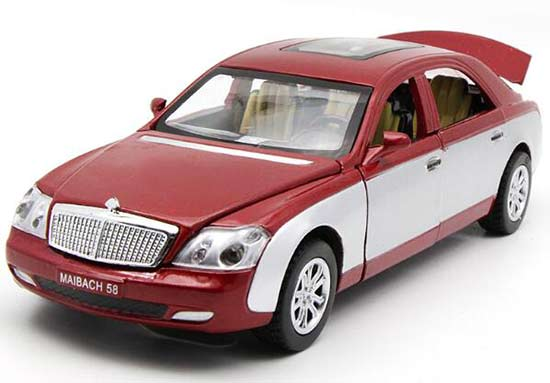 1:32 Scale Kids Diecast Mercedes-Benz Maybach Toy