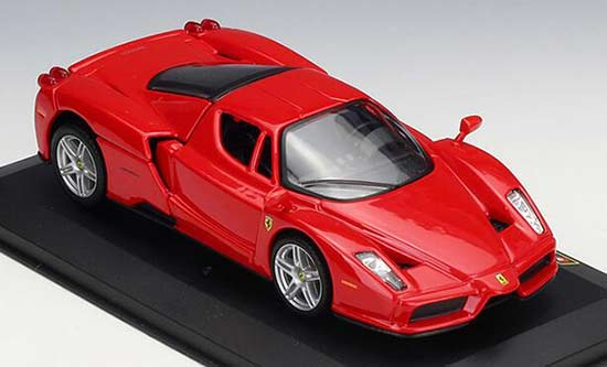 1:32 Scale Red Bburago Diecast Ferrari Enzo Model